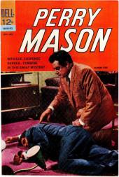 Perry Mason Mystery Magazine (Dell - 1964) -2- (sans titre)