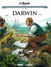 Les grands Personnages de l'Histoire en bandes dessinées -28- Darwin - Tome 2
