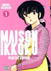 Maison Ikkoku (Perfect Edition) -1- Tome 1