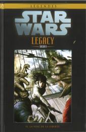 Star Wars - Légendes - La Collection (Hachette) -10896- Star Wars Legacy Saison II - II. La Voie de la Liberté