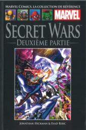 Marvel Comics - La collection (Hachette) -150113- Secret Wars - Deuxième Partie