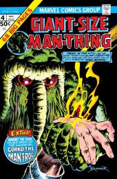 Man-Thing (Giant Size) (Marvel - 1974) -4- Gorko the Man-frog