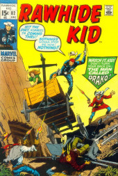 Rawhide Kid Vol.1 (Atlas/Marvel - 1955) -82- The Man Called Drako!