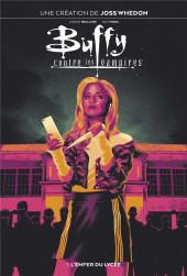 Buffy contre les vampires (2019) -1- L'enfer du lycée