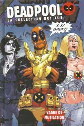 Deadpool - La collection qui tue (Hachette) -2133- Vague de mutilation