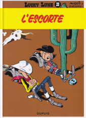 Lucky Luke -28e2014- L'escorte