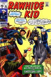 Rawhide Kid Vol.1 (Atlas/Marvel - 1955) -86- The Stagecoach to Shotgun Gap
