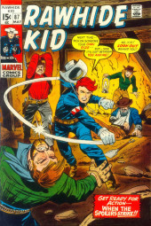 Rawhide Kid Vol.1 (Atlas/Marvel - 1955) -87- When the Spoilers Strike!