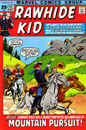 Rawhide Kid Vol.1 (Atlas/Marvel - 1955) -93- Mountain Pursuit!