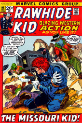 Rawhide Kid Vol.1 (Atlas/Marvel - 1955) -96- The Missouri Kid!