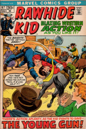 Rawhide Kid Vol.1 (Atlas/Marvel - 1955) -97- The Young Gun!