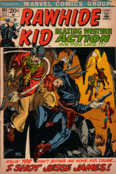 Rawhide Kid Vol.1 (Atlas/Marvel - 1955) -101- I Shot Jesse James!