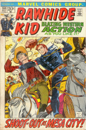 Rawhide Kid Vol.1 (Atlas/Marvel - 1955) -104- Shoot-Out at Mesa City!