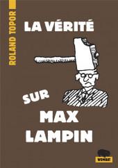 (AUT) Topor, Roland - La vérité sur Max Lampin