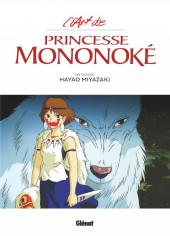 Princesse Mononoké -HS1- L'art de Princesse Mononoké