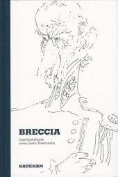 (AUT) Breccia, Alberto - Breccia, Conversations avec Juan Sasturain