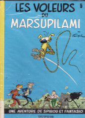 Spirou et Fantasio -5b1992- Les voleurs de Marsupilami