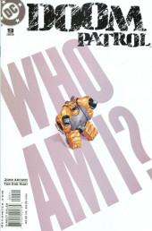Doom Patrol Vol.3 (DC cComics - 2001) -9- Who Am I?