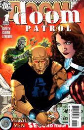 Doom Patrol Vol.5 (DC Comics - 2009) -1- (sans titre)