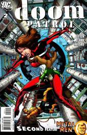 Doom Patrol Vol.5 (DC Comics - 2009) -2- (sans titre)