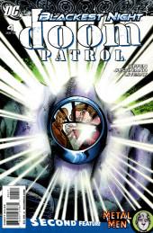 Doom Patrol Vol.5 (DC Comics - 2009) -4- Blackest Night