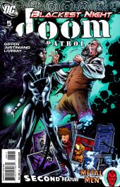 Doom Patrol Vol.5 (DC Comics - 2009) -5- (sans titre)