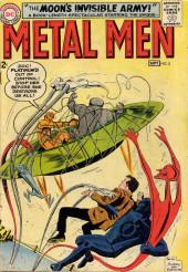 Metal Men Vol.1 (DC Comics - 1963) -3- The Moon's Invisible Army!