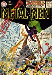 Metal Men Vol.1 (DC Comics - 1963) -4- The Bracelet of Doomed Heroes!
