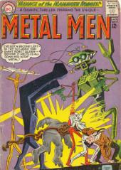 Metal Men Vol.1 (DC Comics - 1963) -5- Menace of the Mammoth Robots!
