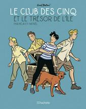 Le club des cinq (Nataël/Béja) -1a2020- Le Club des cinq et le trésor de l'île
