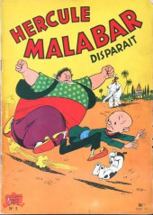 Hercule Malabar -3- Hercule Malabar disparaît