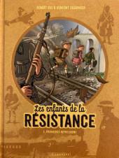 Les enfants de la Résistance -2a2019- Premières répressions