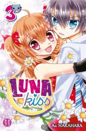 Luna Kiss -3- Tome 3