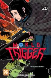 World Trigger -20- Tome 20