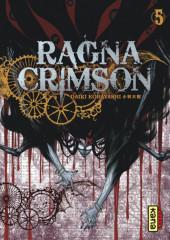 Ragna Crimson -5- Tome 5