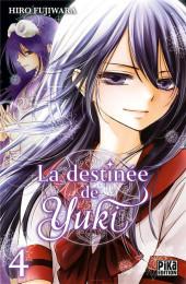 La destinée de Yuki -4- Tome 4