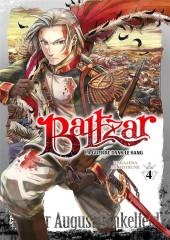 Baltzar, la guerre dans le sang -4- Tome 4