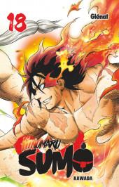 Hinomaru Sumo -18- Tome 18