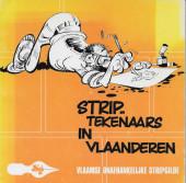 (DOC) (biographies, entretiens...) - Striptekenaars in Vlaanderen