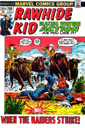 Rawhide Kid Vol.1 (Atlas/Marvel - 1955) -106- When the Raiders Strike!