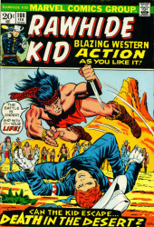 Rawhide Kid Vol.1 (Atlas/Marvel - 1955) -108- Death in the Desert?