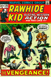 Rawhide Kid Vol.1 (Atlas/Marvel - 1955) -109- The Vengeance!