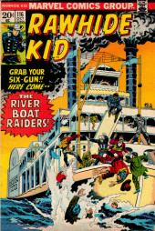 Rawhide Kid Vol.1 (Atlas/Marvel - 1955) -116- The River Boat Raiders!