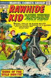 Rawhide Kid Vol.1 (Atlas/Marvel - 1955) -118- Guns of the Wild North!