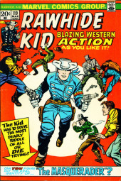 Rawhide Kid Vol.1 (Atlas/Marvel - 1955) -119- The Masquerader