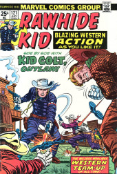 Rawhide Kid Vol.1 (Atlas/Marvel - 1955) -121- Side By Side With Kid Colt, Outlaw!