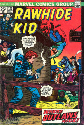 Rawhide Kid Vol.1 (Atlas/Marvel - 1955) -122- Where Outlaws Ride!