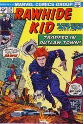 Rawhide Kid Vol.1 (Atlas/Marvel - 1955) -123- Trapped In Outlaw Town!