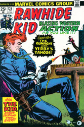 Rawhide Kid Vol.1 (Atlas/Marvel - 1955) -124- The Gunfight with Yerby's Yahoos!