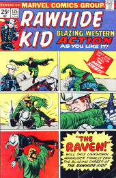 Rawhide Kid Vol.1 (Atlas/Marvel - 1955) -125- The Raven Strikes!